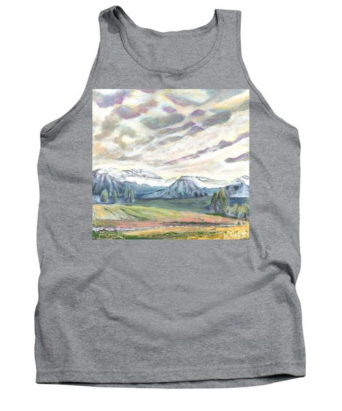 Eager Expectation Tank Top
