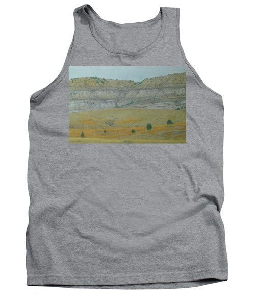 Early May On The Western Edge Tank Top