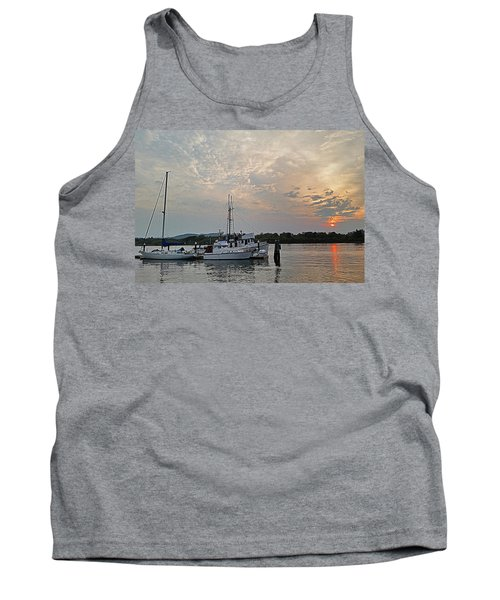 Early Morning Calm Tank Top