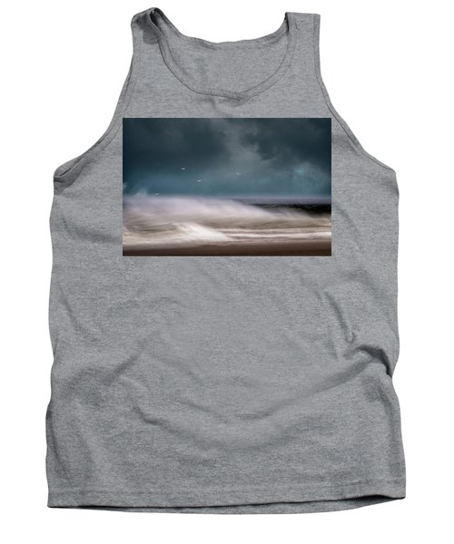 Early Spring At Nauset Beach Tank Top