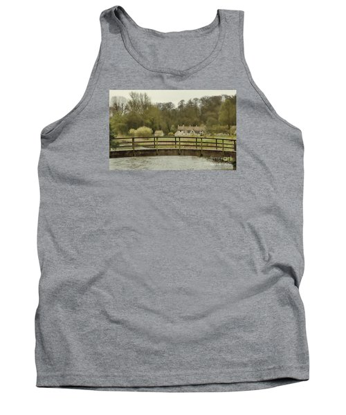 Early Spring In The Counties Tank Top
