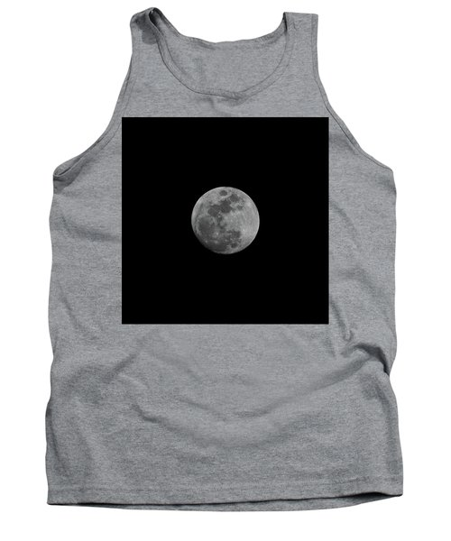 Early Spring Moon 2017 Tank Top