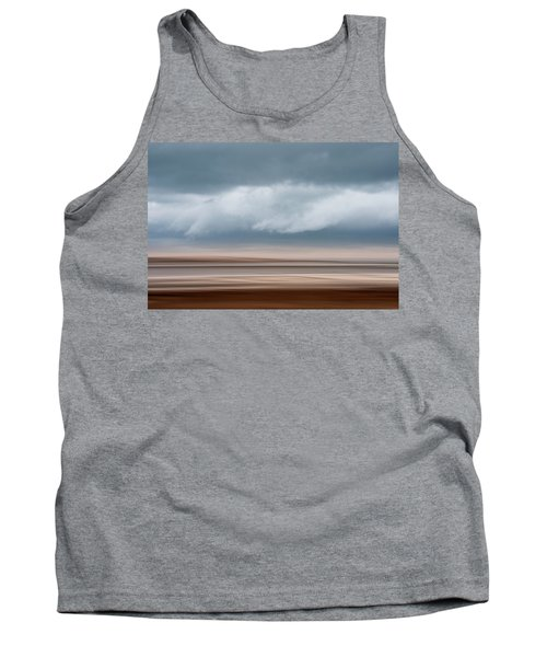 Early Winter At Sandy Neck Tank Top