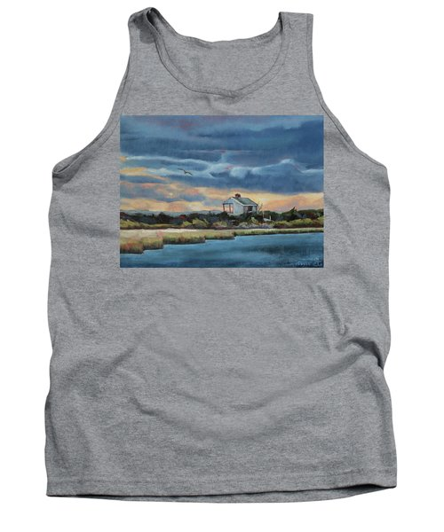 Early Winter Nocturne Tank Top