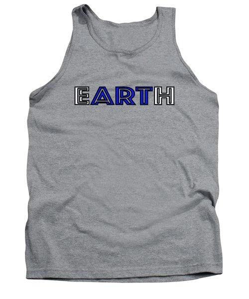 Earth Art Tank Top