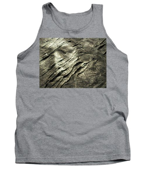 Tank Top featuring the photograph Earth Memories - Sleeping River # 4 by Ed Hall