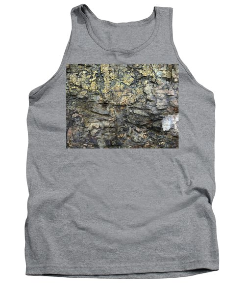 Tank Top featuring the photograph Earth Memories - Stone # 6 by Ed Hall