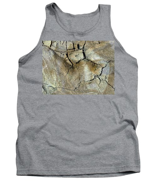 Tank Top featuring the photograph Earth Memories-thirsty Earth by Ed Hall
