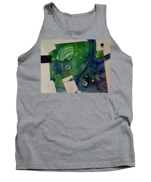 Earth Over Sky Tank Top