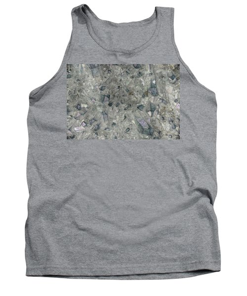 Earth Portrait 158 Tank Top