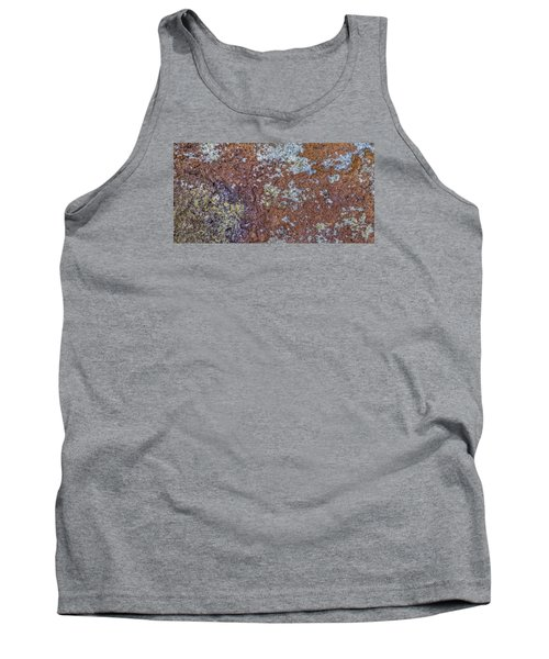 Earth Portrait L6 Tank Top