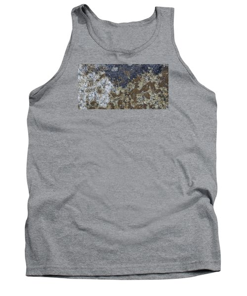 Earth Portrait L8 Tank Top
