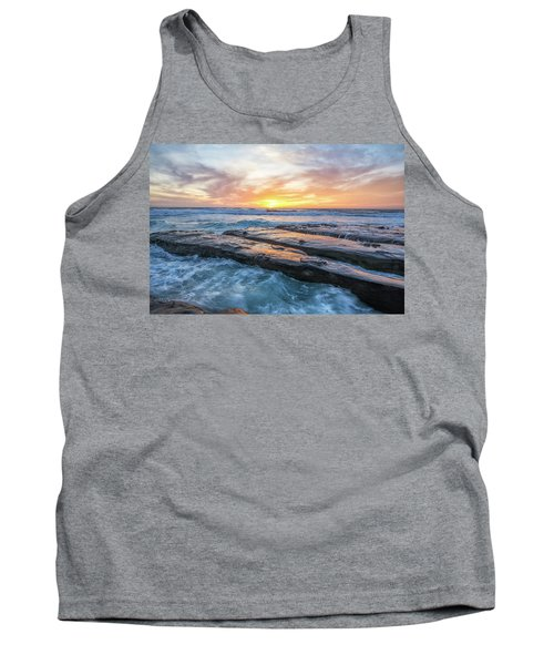 Earth, Sea, Sky Tank Top
