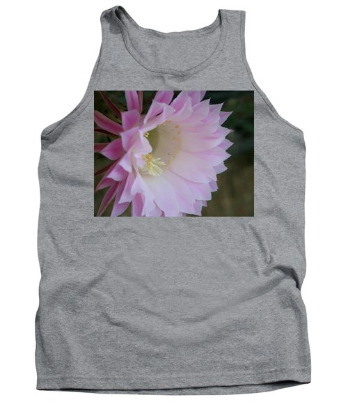 Easter Lily Cactus East Tank Top