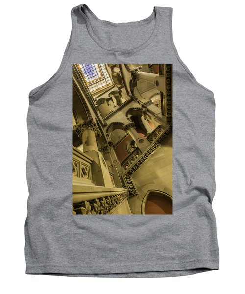 Eastern Staircase Tank Top