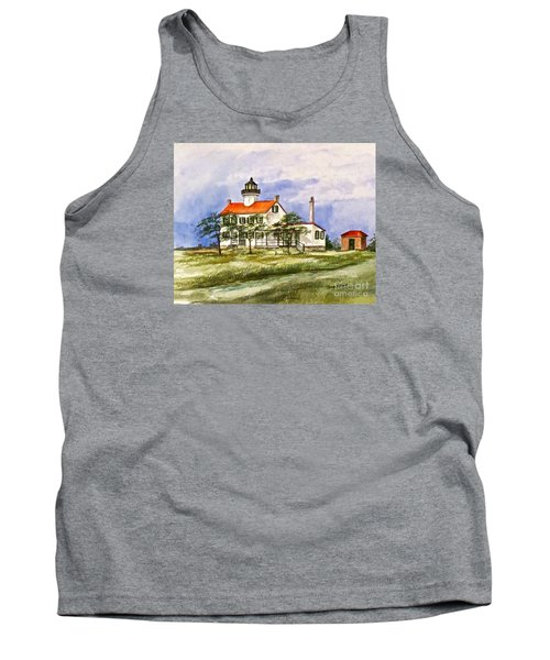 East Point Lighthouse Glory Days  Tank Top