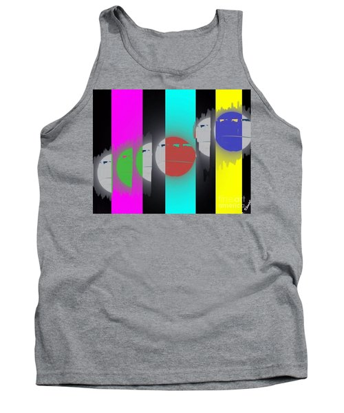 Eclipse Of Love Tank Top