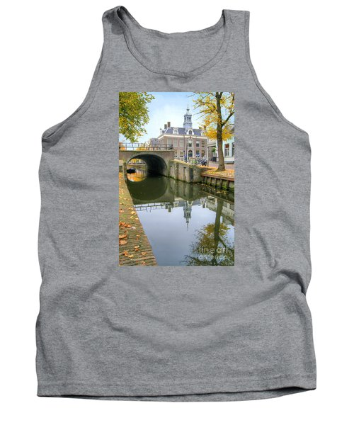 Edam Town Hall Tank Top