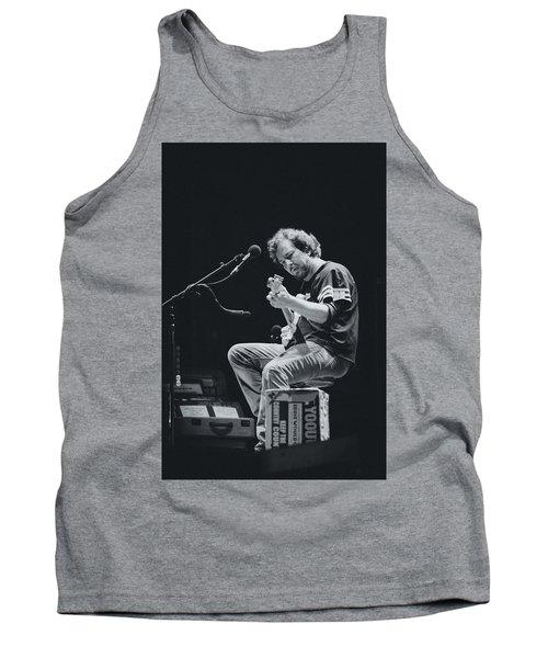 Eddie Vedder Playing Live Tank Top