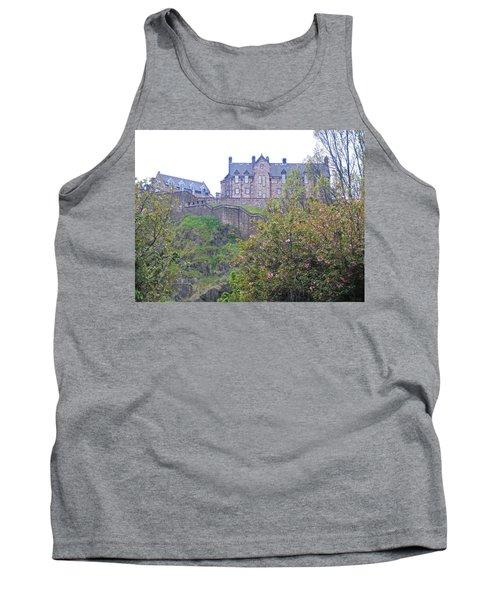 Edinburgh Castle Tank Top