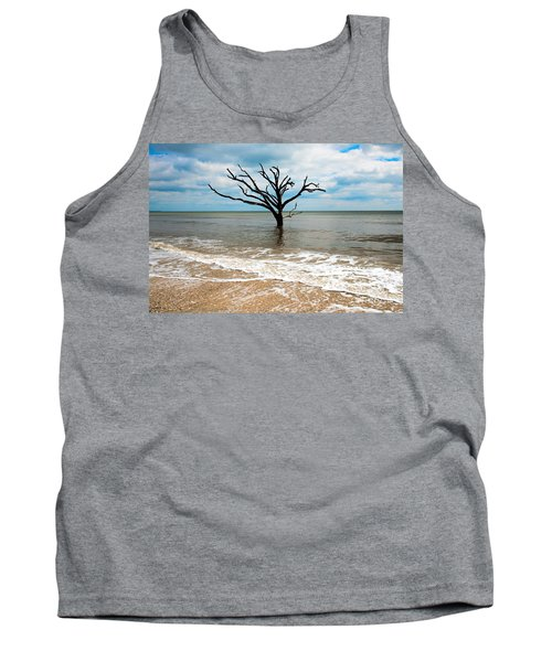 Edisto Island Tree Tank Top