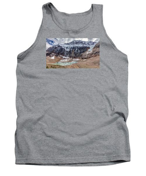 Edith Cavell Landscape Tank Top