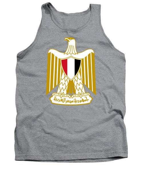 Egypt Coat Of Arms Tank Top by Movie Poster Prints