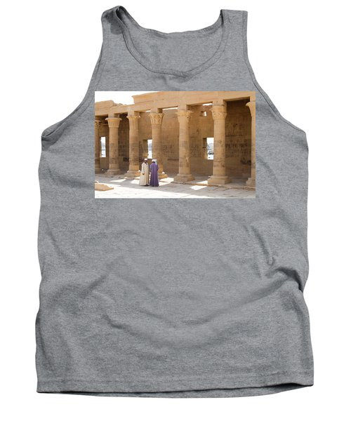 Egyptians Tank Top by Silvia Bruno