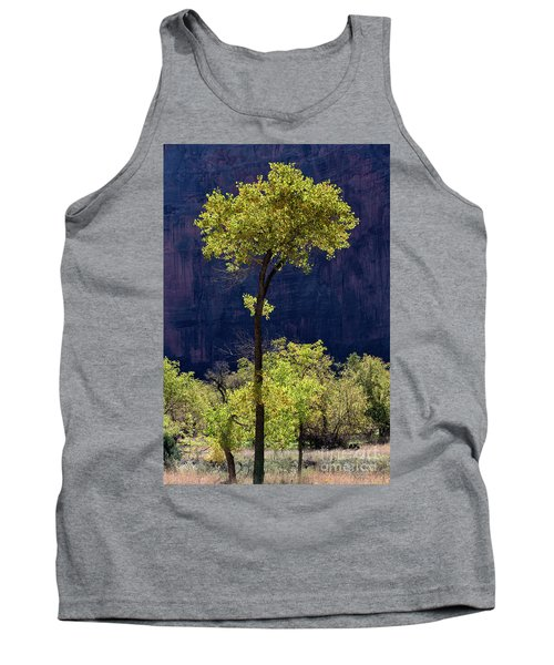 Elegance In The Park Utah Adventure Landscape Photography By Kaylyn Franks Tank Top