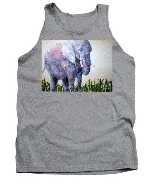 Elephant Sanctuary Tank Top