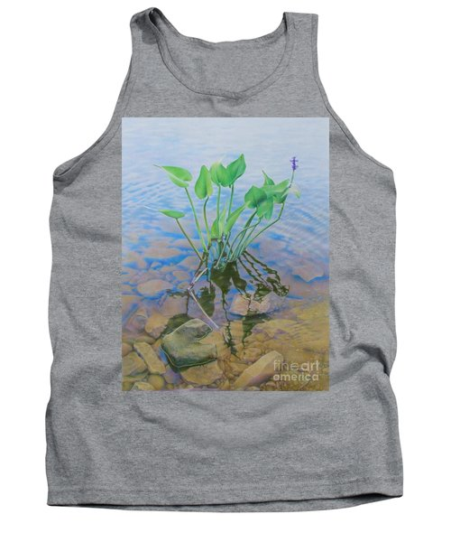 Ellie's Touch Tank Top by Pamela Clements