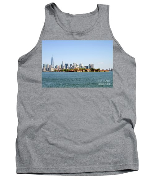 Ellis Island New York City Tank Top