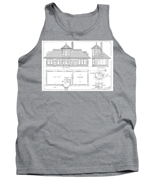 Elyria, Oh Station Tank Top