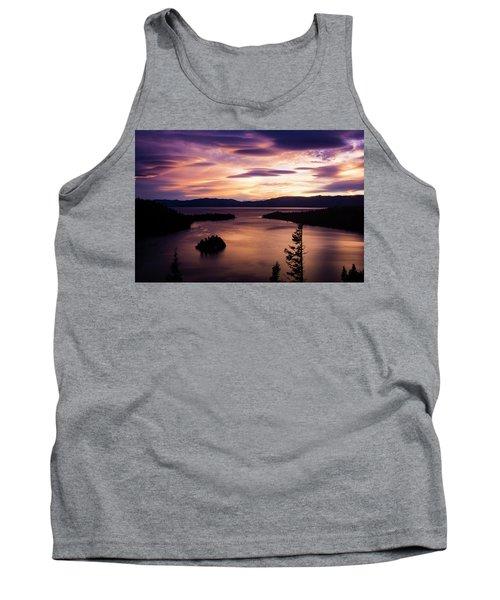 Emerald Bay Sunrise - Lake Tahoe, California Tank Top