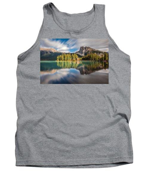 Emerald Lake Dreamscape Tank Top