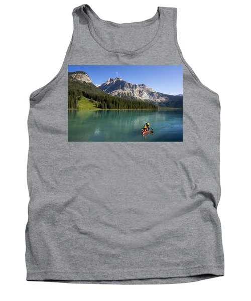 Emerald Lake Tank Top