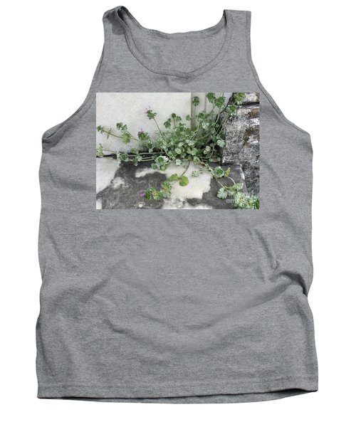 Tank Top featuring the painting Emergence by Kim Nelson