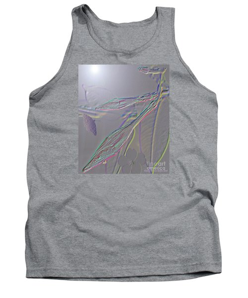 Tank Top featuring the photograph Emergence  by Patricia Griffin Brett