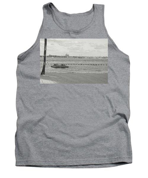 Empty Beach Tank Top