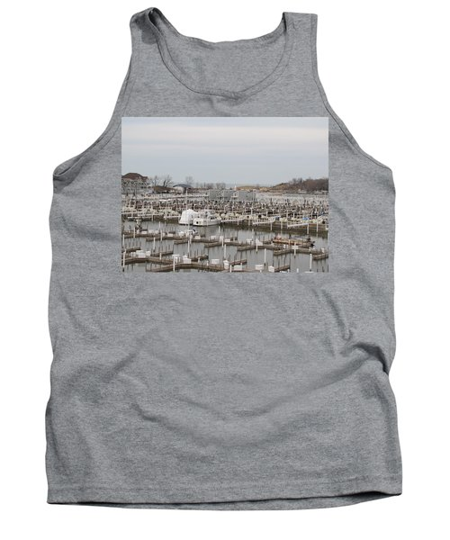 Empty Harbor Tank Top