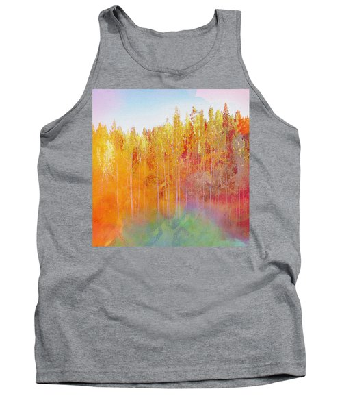 Enchanted Scenery #3 Tank Top