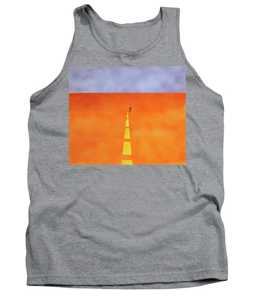 End Of The Line Tank Top