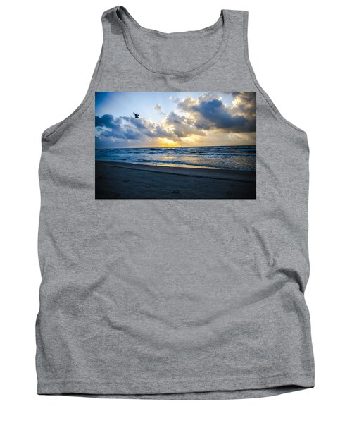 End Of The Season Padre 24 Tank Top