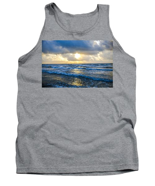 End Of The Season Padre 36 Tank Top
