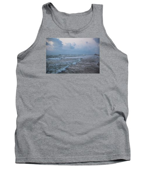 End Of The Season Padre 8 Tank Top