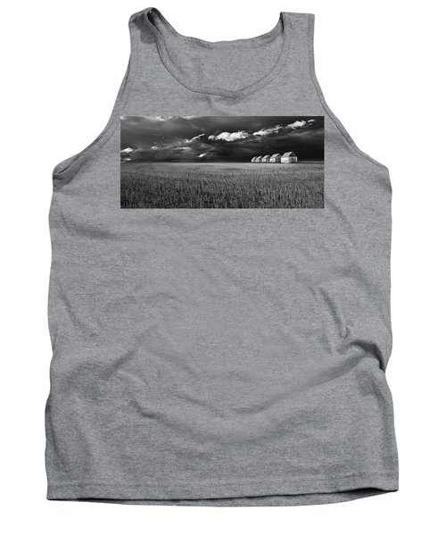 Tank Top featuring the photograph Endless Sky by John Poon
