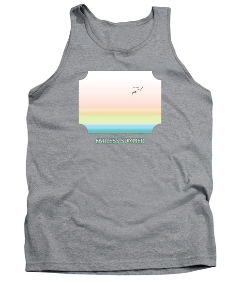 Endless Summer - Pink Tank Top