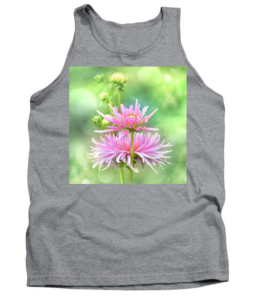 Tank Top featuring the photograph Enduring Grace by John Poon
