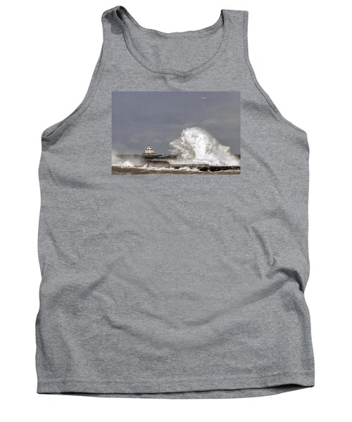 Energy Released Tank Top by Everet Regal
