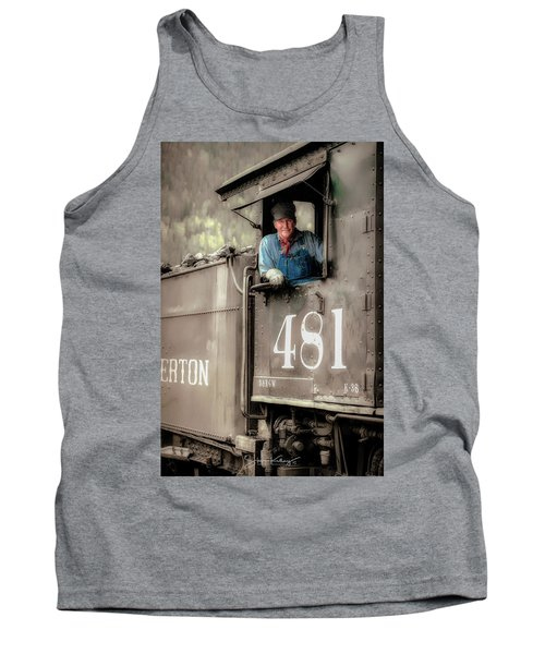 Engineer 481 Tank Top